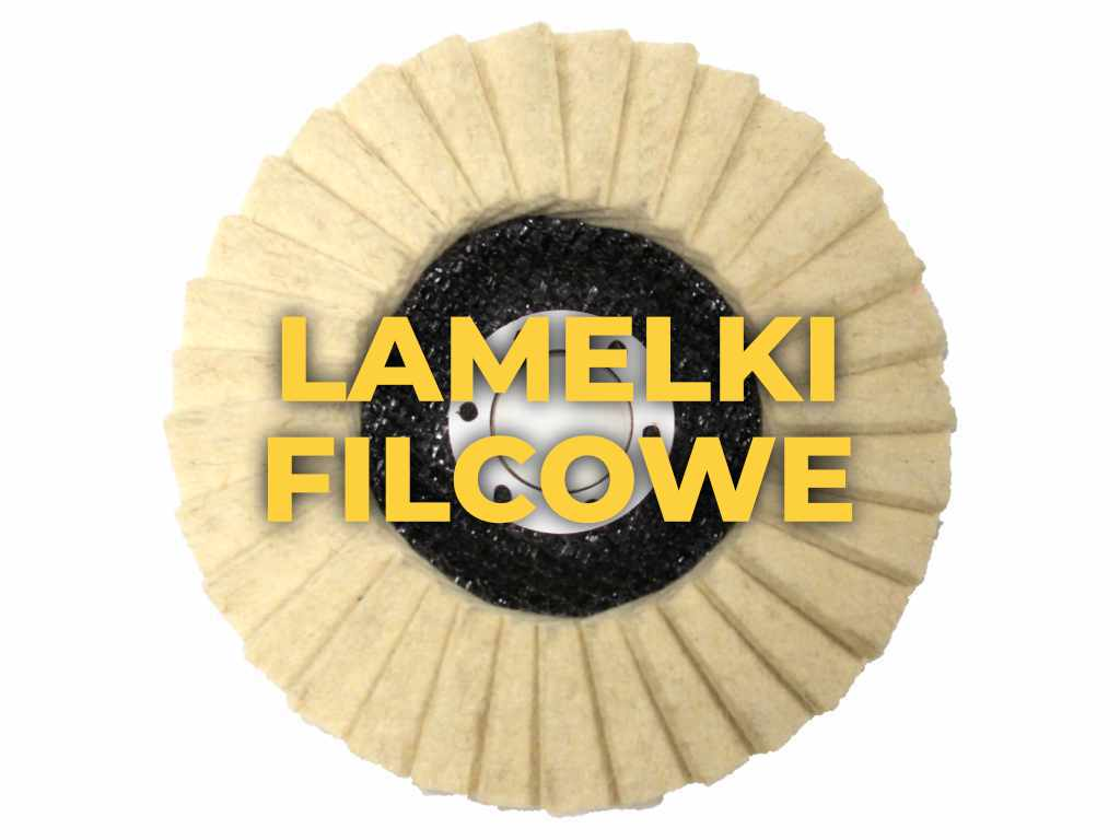 Lamelki filcowe