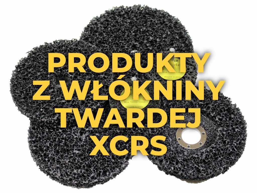 Produkty z włókniny twardej XCRS